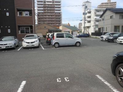 【駐車場】新生マンション花畑西