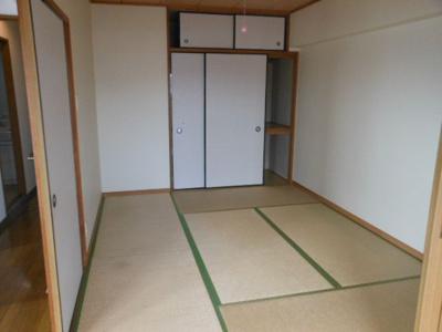 【和室】新生マンション花畑西