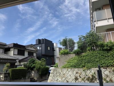 【展望】グランソレイユ南多聞台