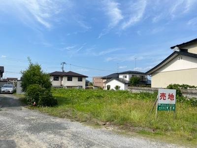 【外観】奥州市水沢字桜屋敷西
