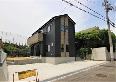【外観】神戸市垂水区小束山7丁目 新築戸建