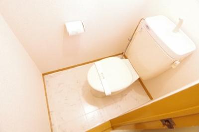 【トイレ】パレス大里B
