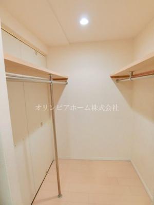 【収納】クレストフォルム南砂仙台堀川公園 空室 専用庭