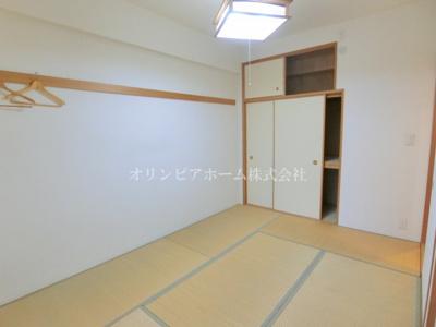 【和室】クレストフォルム南砂仙台堀川公園 空室 専用庭