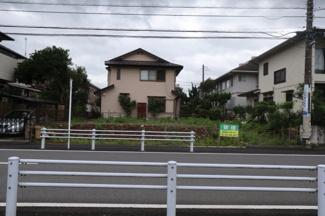 千葉市若葉区若松台 土地 四街道駅 全面道路も12mと広いため慌てて駐車する心配がありません!