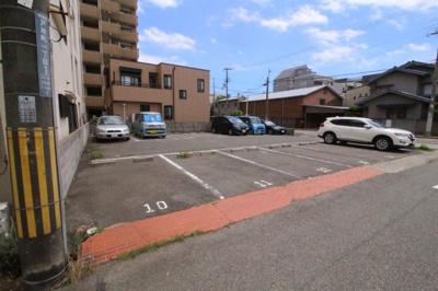【駐車場】東須磨サニーハイツ
