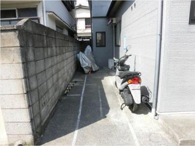 【駐車場】宮本ハイツ