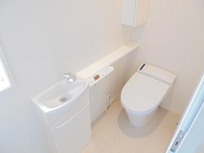 【トイレ】千波町中古一戸建