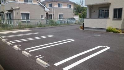 【駐車場】カーサアルバーダⅡ
