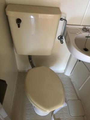 【トイレ】ゆりフラット