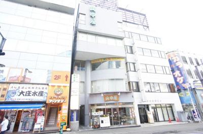 【外観】山中屋本店ビル