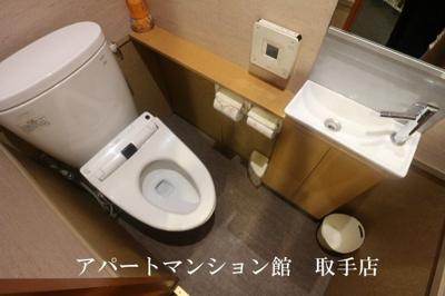 【トイレ】山中屋本店ビル