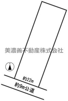 【外観】55262 海津市平田町西島土地