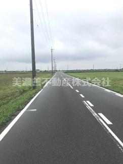 【区画図】55262 海津市平田町西島土地