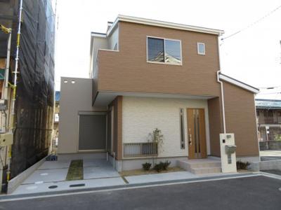 【外観】箕面市桜5丁目 新築戸建 1号地