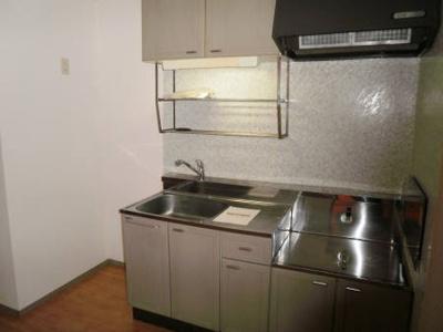 ビュー・エミネントⅡ キッチン