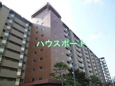 【外観】山科団地B棟