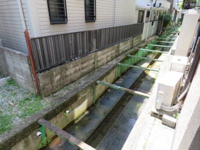【駐車場】大池2階建戸建