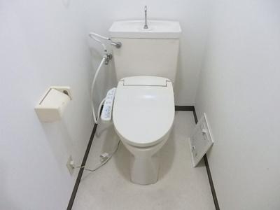 【トイレ】日宝サンフラッツ上町台
