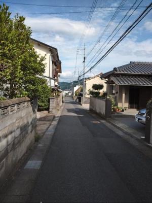 【周辺】鳥取市浜坂3丁目土地