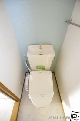 【トイレ】セジュール文化の森 C棟