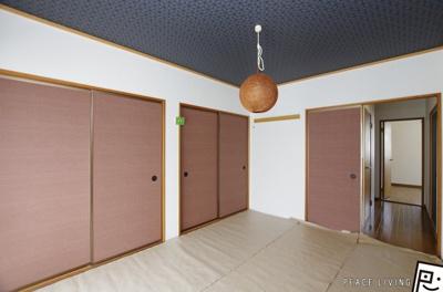 【和室】セジュール文化の森 C棟