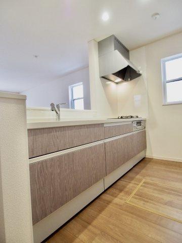【キッチン】石丸2丁目新築戸建て