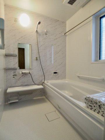 【浴室】石丸2丁目新築戸建て
