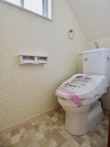 【トイレ】石丸2丁目新築戸建て