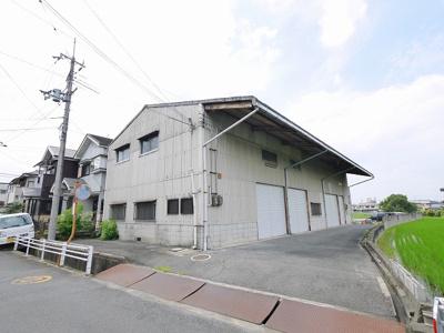 【外観】本庄町貸倉庫