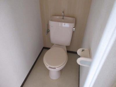 【トイレ】ウインドベル四条大宮