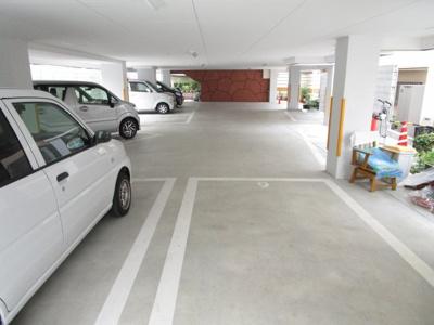 【駐車場】マイハウス
