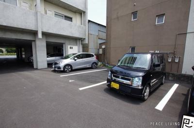 【駐車場】SUNNY SIDE COURT