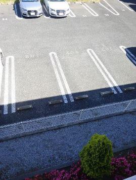 【駐車場】グリーンヴィレッジⅤ