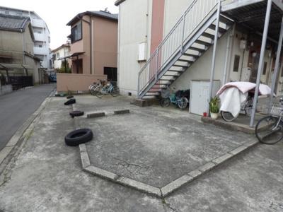 【エントランス】ハイツ安藤