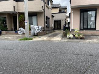 千葉市若葉区桜木北 中古一戸建て 桜木駅 閑静な住宅街にあるため、車どおりが少なく、落ち着いて生活が出来ます。