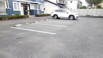 【駐車場】マリアージュ弐番館