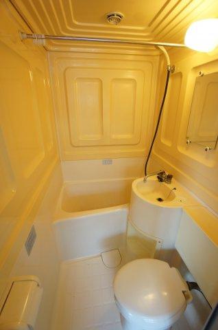 【浴室】島崎マンション