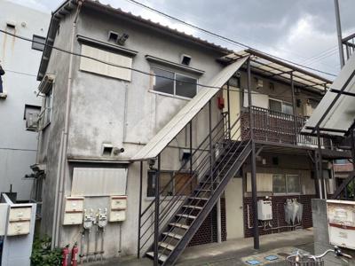 【外観】大和田荘A