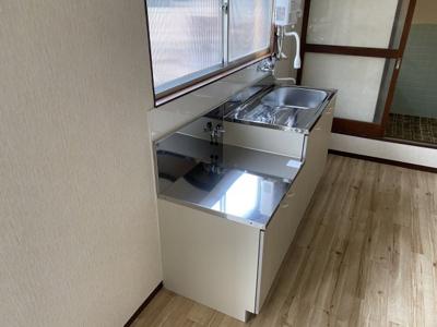 【キッチン】大和田荘A