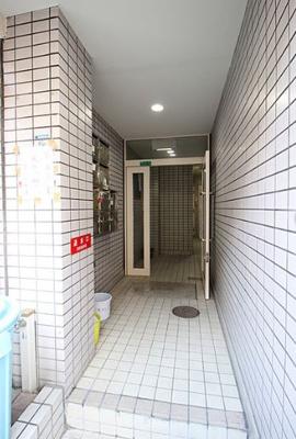 【エントランス】ヴァンベール大今里 仲介手数料無料