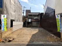 淀川区三国本町2丁目 売土地(建築条件付き)の画像