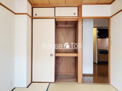 【収納】マンション・ハレクラニ