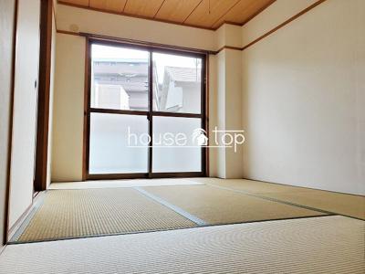 【和室】マンション・ハレクラニ