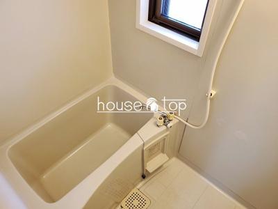 【浴室】マンション・ハレクラニ