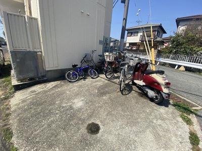 【駐車場】ファーストハウス