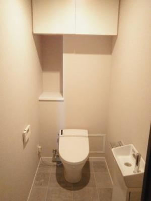 【トイレ】サンウッド上北沢