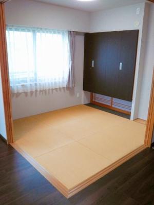 【和室】サンウッド上北沢