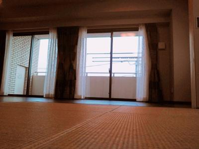 【居間・リビング】サンウッド上北沢