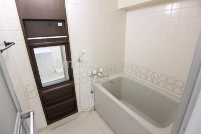 【浴室】ロータリーライフ四ツ橋